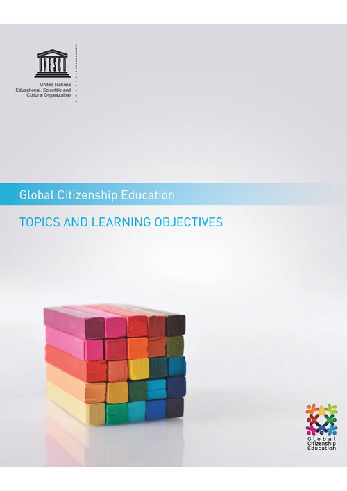 UNESCO Global Citizenship Education - Topics and Learning Objectives