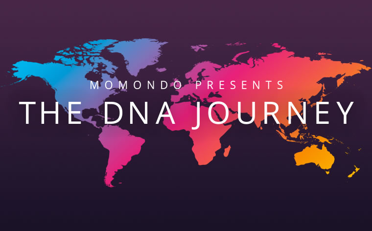 momondo – The DNA Journey