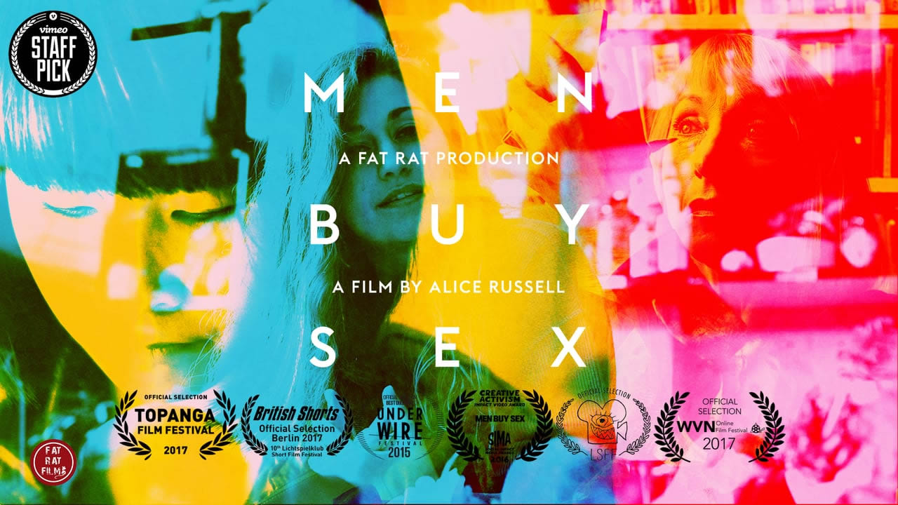 Alice Russell - Men Buy Sex