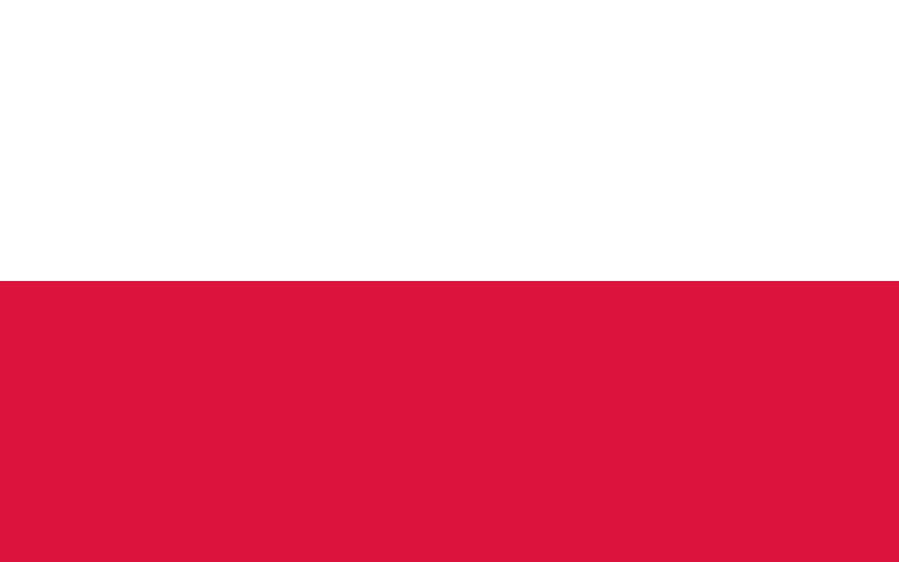 Flag Poland