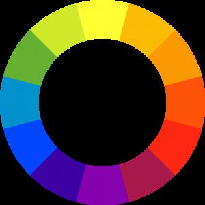 RYB color wheel