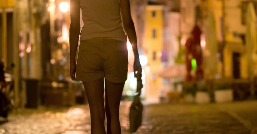 impact of prostitution on local communities