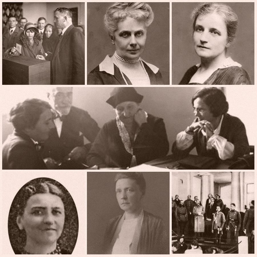 Women's Suffrage Poland