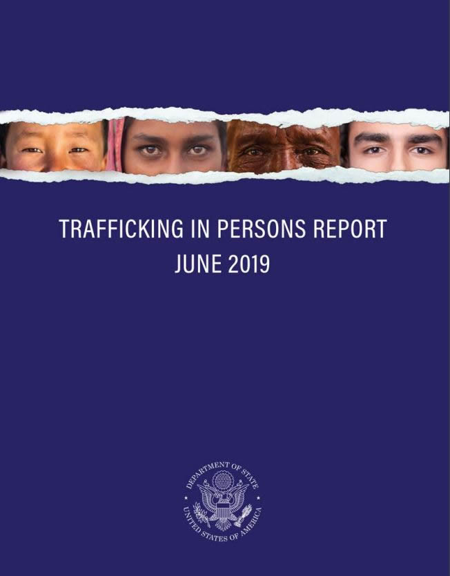 2019 Trafficking in Persons Report (TIP)