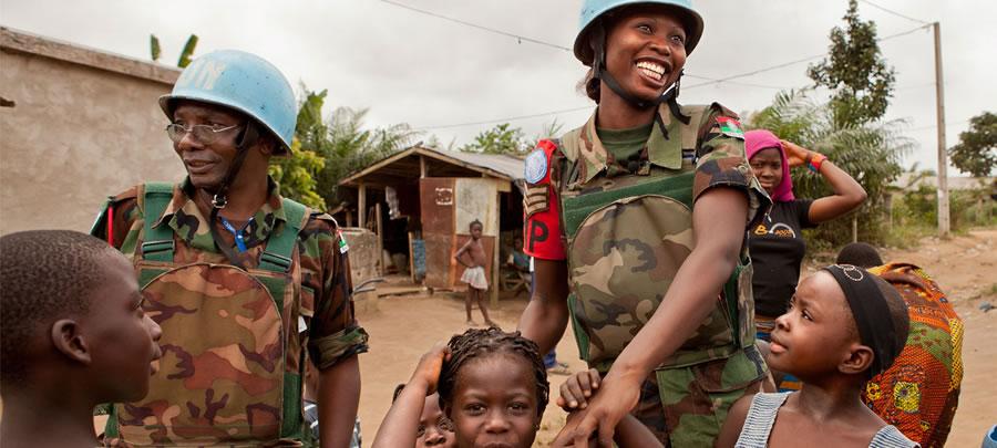 UNSCR 1325 2019 UNOCI Malawi