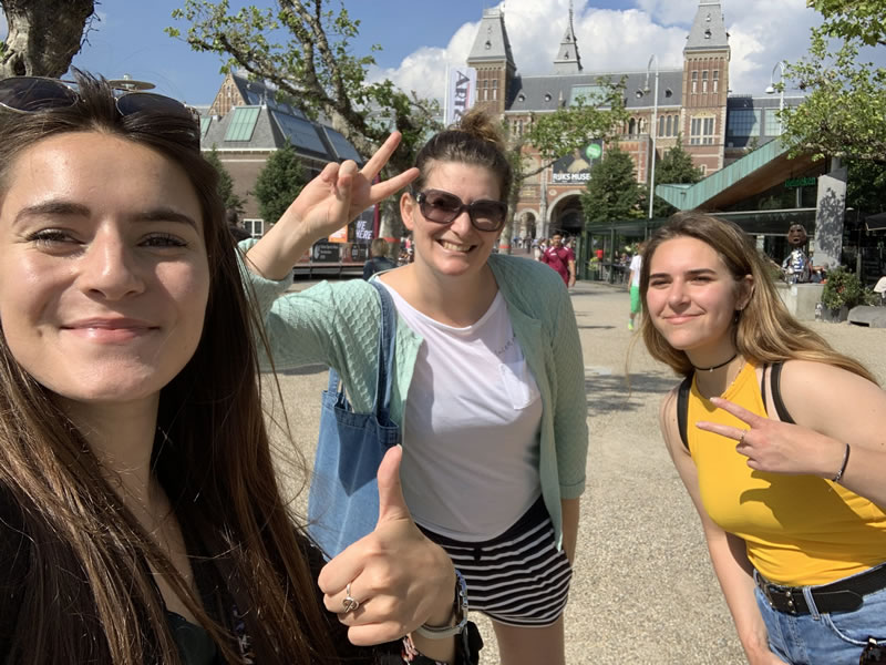 RYB Research - Street Survey Amsterdam 2019