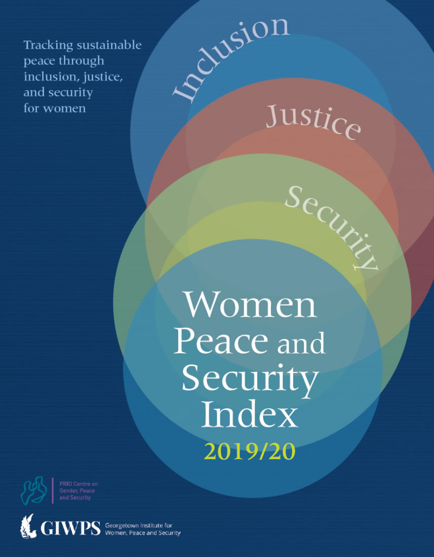 Women, Peace and Security Index 2019