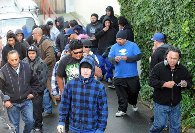 New Zealand gangs