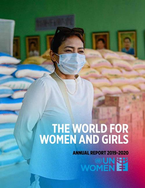UN Women Annual Report 2019–2020