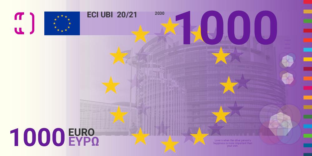 Universal Basic Income ECI-UBI