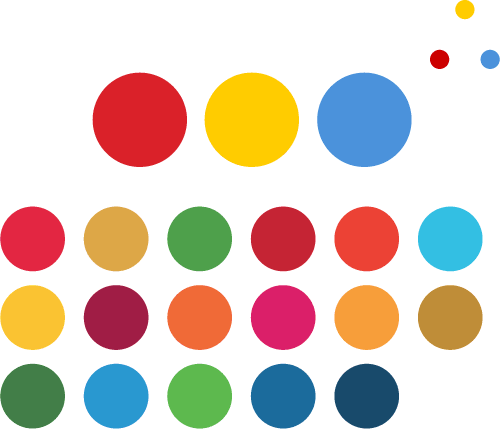 RYB Red Yellow Blue Concept SDGs